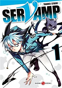 Servamp Edition simple Tome 1