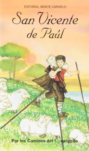San Vicente de Paúl (Gente Menuda) por Catherine Ethievant