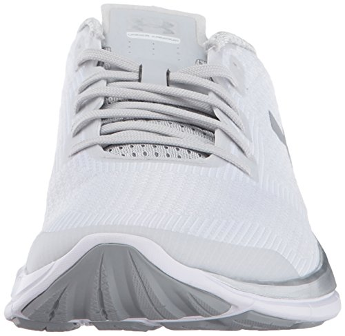 Under armourcharged lightning - scarpe running da competizione Glacier Gray