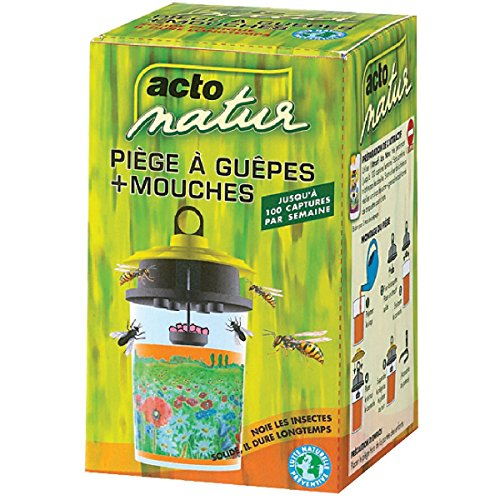 Insecticide guêpes piège Acto