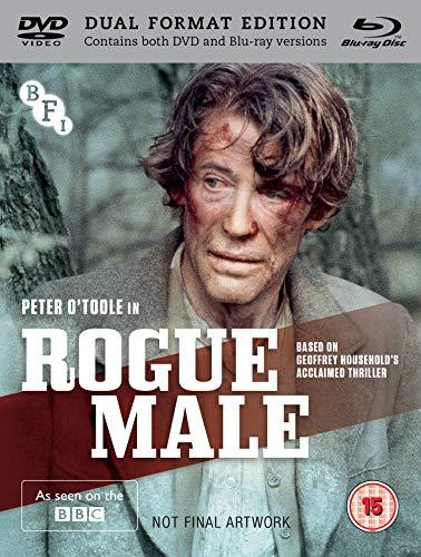 Rogue Male (DVD + Blu-ray)