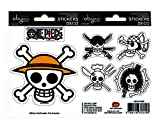 ABYstyle ONE PIECE Mini stickers Pirates flag (16 x 11 cm)