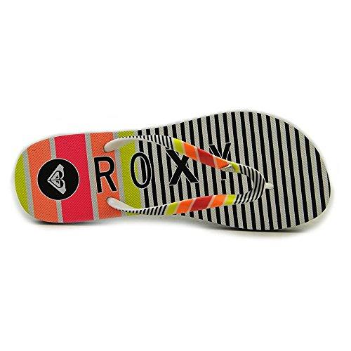 Roxy , Sandales pour femme Noir