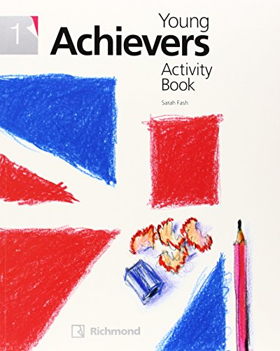 YOUNG ACHIEVERS 1 ACTIVITY + CD - 9788466818018 por Aa.Vv.