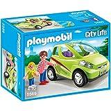 Playmobil - A1502739 - Jeu De Construction - Voiture De Ville Avec Maman
