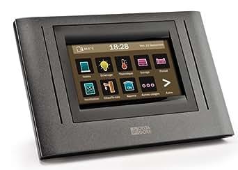 Delta Dore - Ecran De Commande Tactile Sans Fil : Chauffage, Alarme, éclairage, Ouvrants Et Autres équipements - Deltadore Tydom 4000