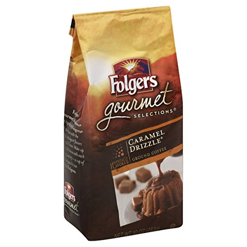 folgers-gourmet-selections-coffee-caramel-drizzle-10-ounce