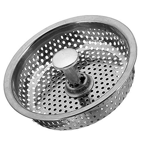 SaySure - Garbage Disposal Mesh Kitchen Stainless Steel Sink Strainer