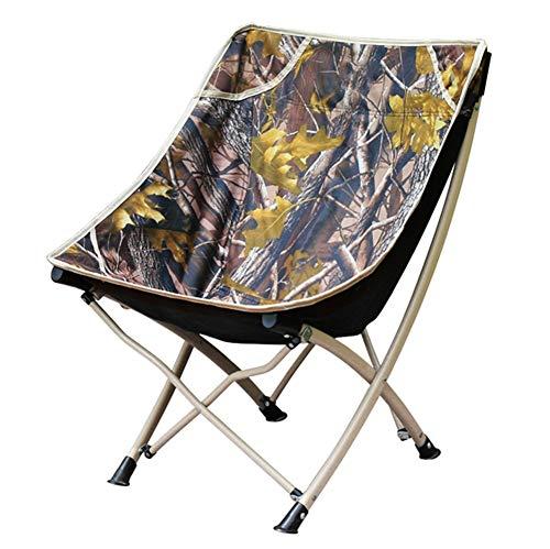 ICEJUNE Chaises Pliantes Chaise De Plage Chaise De Lune Esquisse Camping Directeur Tabouret Loisir Confortable Portable Ventilateur Couleur 60 * 40 * 73 Cm