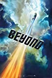 Star Trek Beyond Poster Clouds Teaser (61cm x 91,5cm) + Ü-Poster
