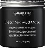 Majestic Pure cosmec euticals Dead Sea Mud Mask (8.8Fluid Ounces/250gramos)