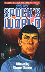 Spock's World (Star Trek: the Original Series) by Diane Duane (1989-08-01)