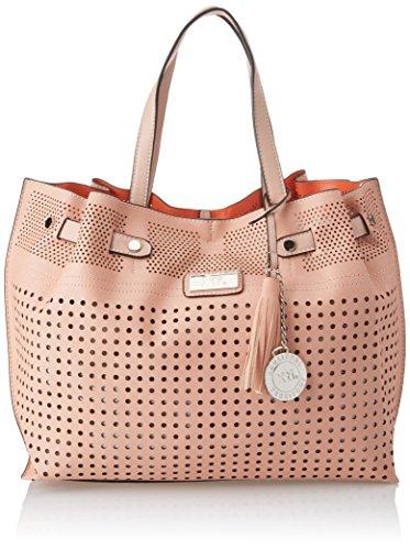 Xti Damen 85961 Shopper, 43x29x16 Centimetri Rosa (nudo)