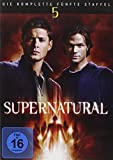 Supernatural - Staffel 5 [6 DVDs]