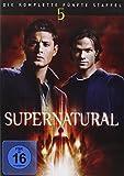 Supernatural - Staffel 5 [6 DVDs]