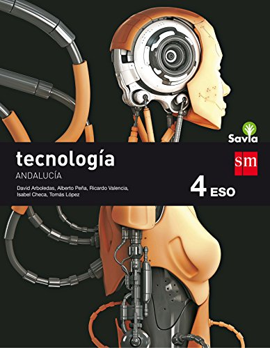 Tecnología 4 eso savia andalucía