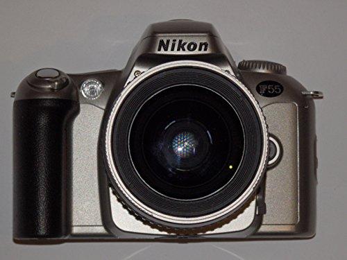 CAMERA in schwarz / silber - NIKON F 60 - analoge Spiegelreflexkamera - inkl. Objektiv NIKKOR AF 28 - 80 mm 1:3.5 - 5.6 - Ø 58 mm -- 0,4 METER BIS UNENDLICH ## SLR CAMERA ## Sammlerstücke - Technik geprüft - by PHOTOBLITZ ##