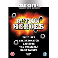 Greatest Ever Action Heroes Collection