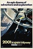 Poster '2001: Odyssee im Weltraum', Größe: 69 x 102 cm