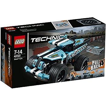 LEGO Technic 42059 - Set Costruzioni Stunt Truck