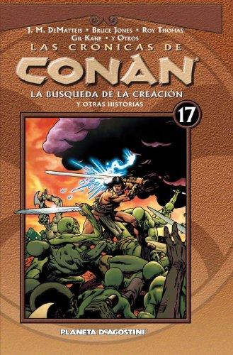 Las crónicas de Conan nº 17/34