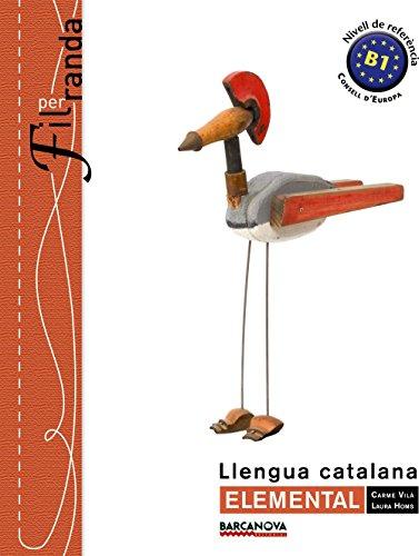 Fil per randa. Elemental. Llibre de l'alumne (Català per adults)