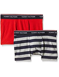 Tommy Hilfiger Rugby Stripe Trunk 2-Pack, Culotte Para Niños, ( lot de 2 )