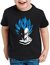 style3 Super Vegeta Blue God Mode T-Shirt pour enfants