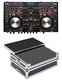Denon DJ MC6000 MKII + Magma Workstation Case