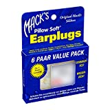 Mack's Earplugs, 6X2 St