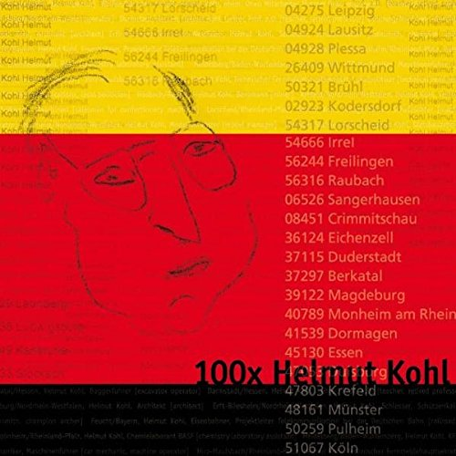 Preisvergleich Produktbild 100x HELMUT KOHL
