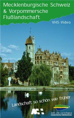 Preisvergleich Produktbild DVD Mecklenburgische Schweiz & Vorpommersche Flußlandschaft