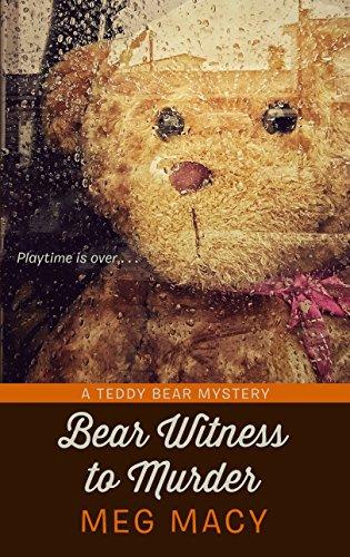 Bear Witness to Murder (Wheeler Publishing Large Print Cozy Mysteries)