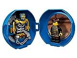 Lego Ninjago - 853758 - Jay´s Kendo-Training Dojo Pod