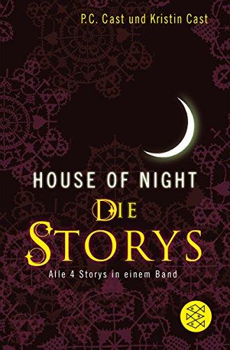 Buchseite und Rezensionen zu 'House-of-Night - Die Storys: Alle 4 Storys in einem Band' von P.C. Cast