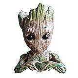 pangge Groot Maceta/Lápiz bahä lter Nueva Versión Algodón Baby Lápiz behalt de la Guardia Galaxy Regalo de Navidad