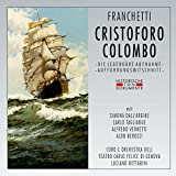 Cristoforo Colombo [Import allemand]