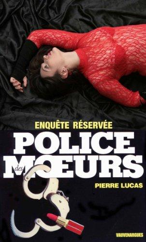 Police des moeurs nº87 Enquête réservée