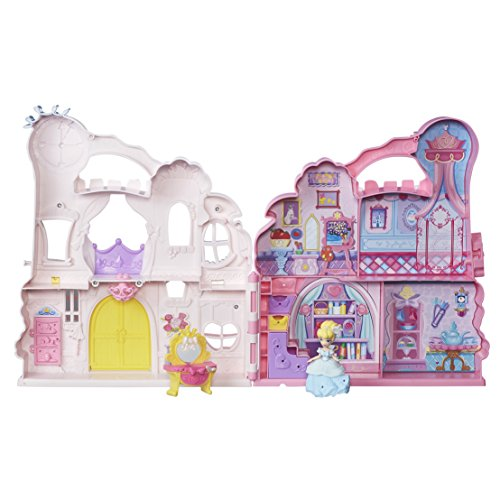 Disney Principesse - b6317 - Castello dei Mini-Princesses