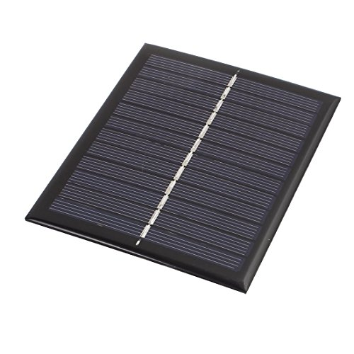 Células de Panel Solar policristalinas 112mm x 91mm 1,5 vatios 6 voltios
