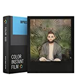 Impossible PRD-4515 Color Instant Film (Black Frame) for Polaroid 600-Type Cameras