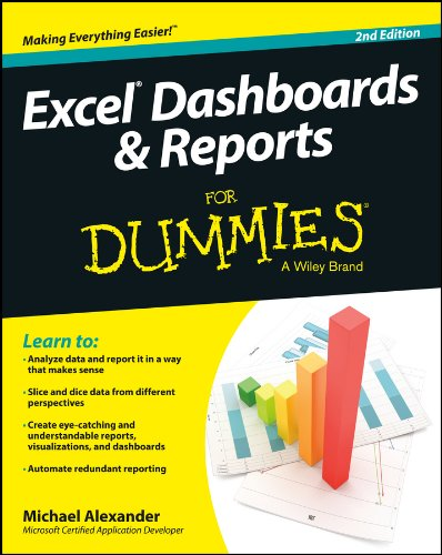 Excel Dashboards and Reports For Dummies (For Dummies Series)