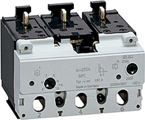Siemens de paisaje. Sector sobrecarga disparador 3VL9550 - 7EM40 VL630 4pol. Bloque...