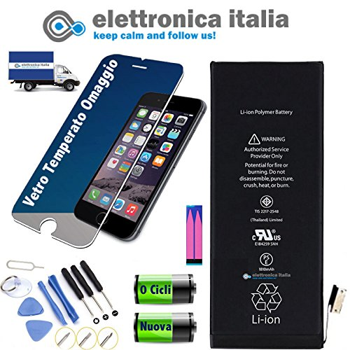 Keepcalm® BATTERIA NUOVA per APPLE iPhone 5