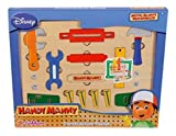 Peasytoys Disney Handy Manny Wooden Build-Your-Own Workbench Construction Jigsaw Puzzle