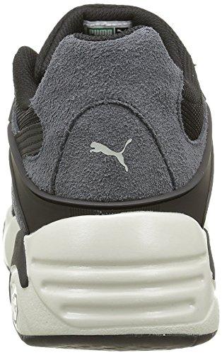Puma Blaze Classic, Baskets Basses Mixte Adulte Noir (Black/Glacier Gray)