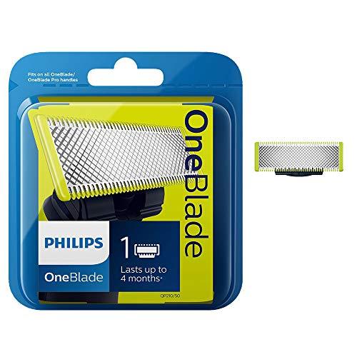 Philips OneBlade Ersatzklinge QP210/50, Einerpack