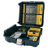 DeWalt DT9281-QZ  Bohrer und Bitset, 63- teilig im Maxisafe - Zubehörkoffer XL