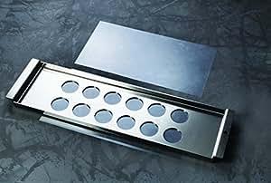 Kit Tuiles professionnel. Pour la fabrication des tuiles chocolat.