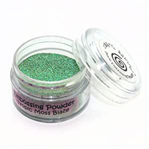 Image result for cosmic shimmer tropic moss blaze